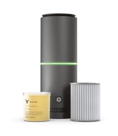 VBreathe Tasman detoxifier and VActive Gel